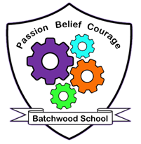 Batchwood School: Passion Belief Courage